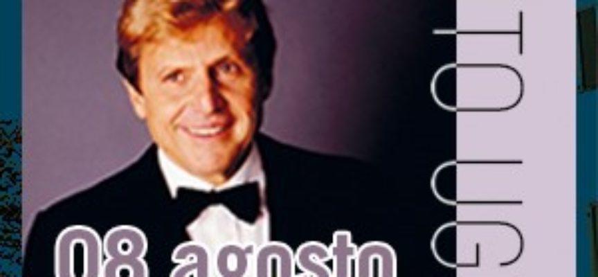 UTO UGHI in concerto al pianoforte Bruno Canino sabato 08 agosto, ore 21.30 Villa Bertelli, Forte dei Marmi (LU)
