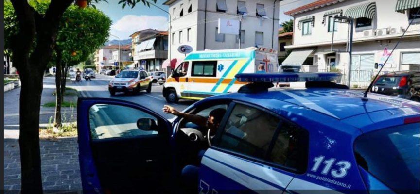 Capezzano – Donna precipita dal balcone, soccorsa da Pegaso.