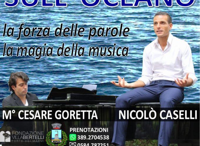 La rassegna L'altra Villa presenta: La leggenda del pianista sull'oceano, la forza delle parole, la magia della musica