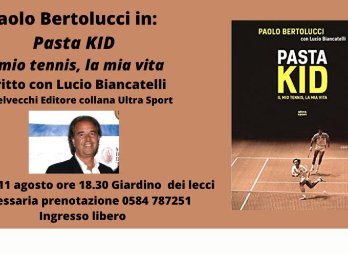 Paolo Bertolucci chiude la rassegna Parliamone in Villa