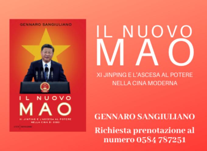 VILLA BERTELLI – la presentazione del libro Il nuovo Mao. Xi Jinping e l'ascesa al potere nella Cina Moderna