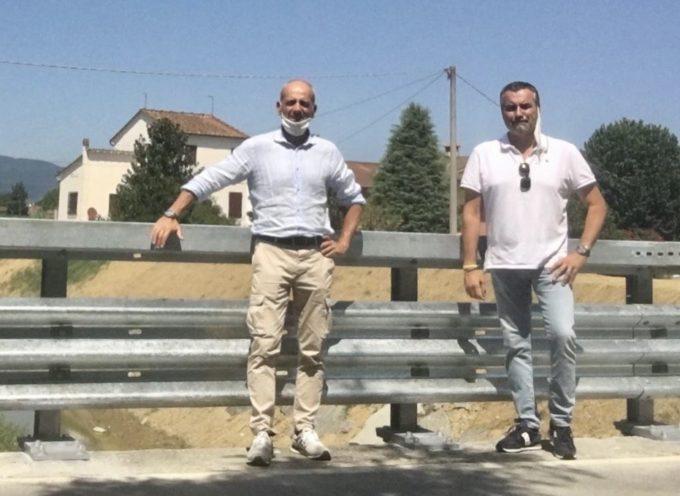 Riaperto il ponte su via Toschino a Porcari