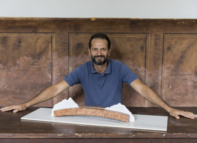 Marble Bench Challenge, vince la seduta d'artista di Sandro Del Pistoia