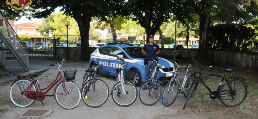Presa banda dell'Est Europa specializzata in furti di biciclette