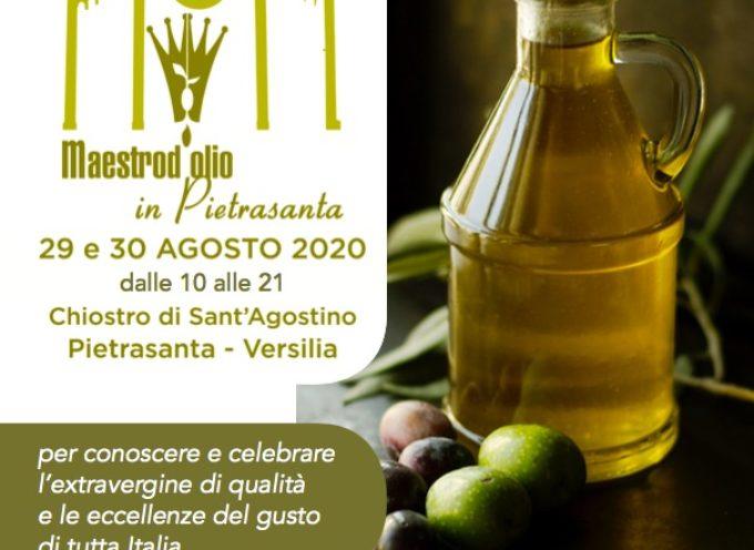 """Pietrasanta la mostra evento """"Maestrod'olio"""" di Fausto Borella, weekend con gli artigiani del gusto"""