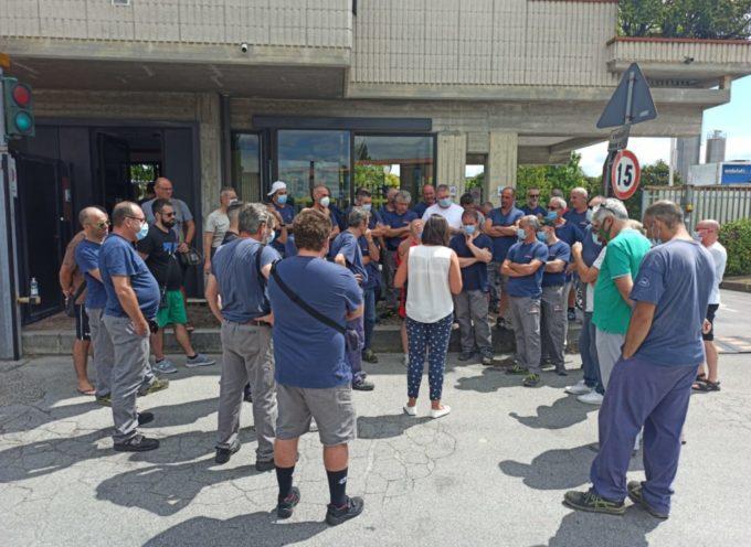 Sono ripresi gli scioperi alla Pro-Gest Ondulati Giusti di Altopascio.
