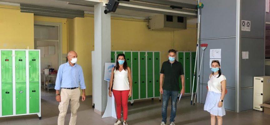 Scuole a prova di coronavirus, il Comune di Porcari investe 145mila euro