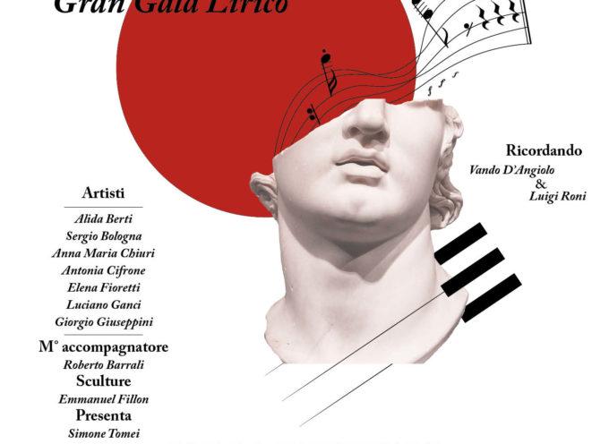 a cura dell'Associazione Kreion Versilia inaugura i concerti di Villa Bertelli a Forte dei Marmi
