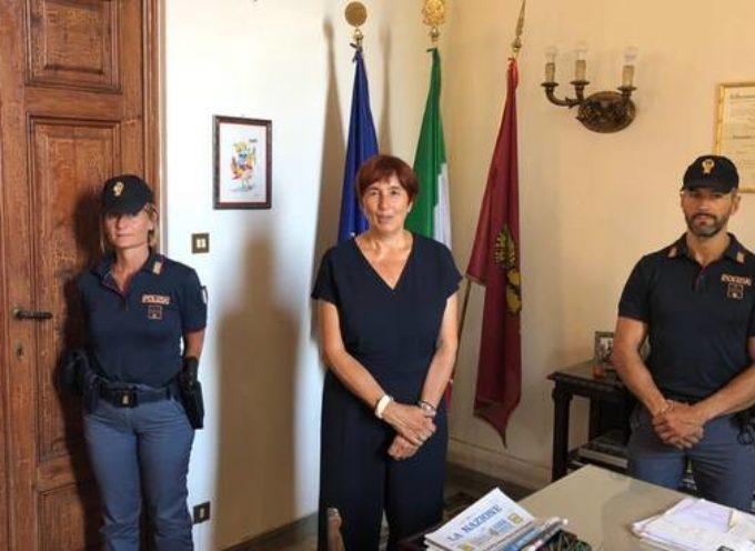 Ecco il nuovo Questore di Lucca; Alessandra Faranda Cordella