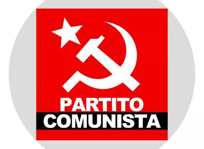 Il Partito Comunista è ufficialmente candidato alle prossime elezioni regionali