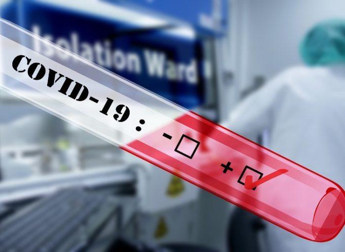 """Aggiornamento situazione Coronavirus """"Covid-19"""" – Bollettino di martedì 13 settembre 2020 – VERSILIA: 2 casi"""