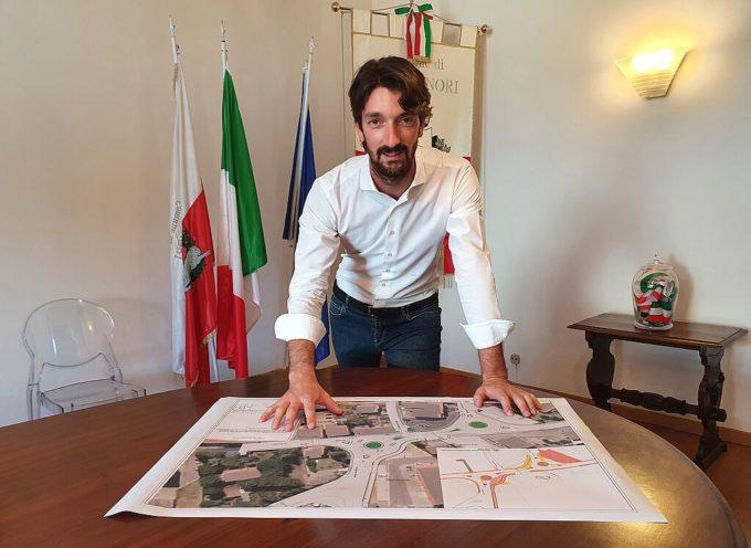 Rotonda fra via Pesciatina e Via della Madonnina a Lunata: tutto pronto per ottenere oltre 100.000 euro di finanziamento regionale
