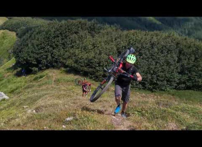Giovo Bike, da 30 anni attraversano l'Appennino in mountain-bike