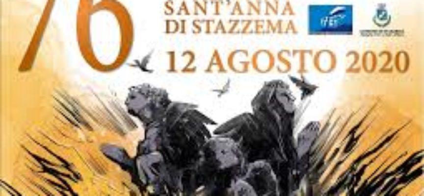 76° ANNIVERSARIO STRAGE SANT'ANNA DI STAZZEMA
