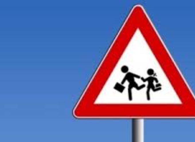 Sicurezza: c'è una scuola ma non rispettano segnaletica, limite di velocità 30 km/h in via Candia a Focette