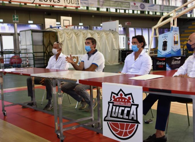 il Basketball Club Lucca si presenta ufficialmente alla stampa ed espone le linee di programma per la prossima stagione.