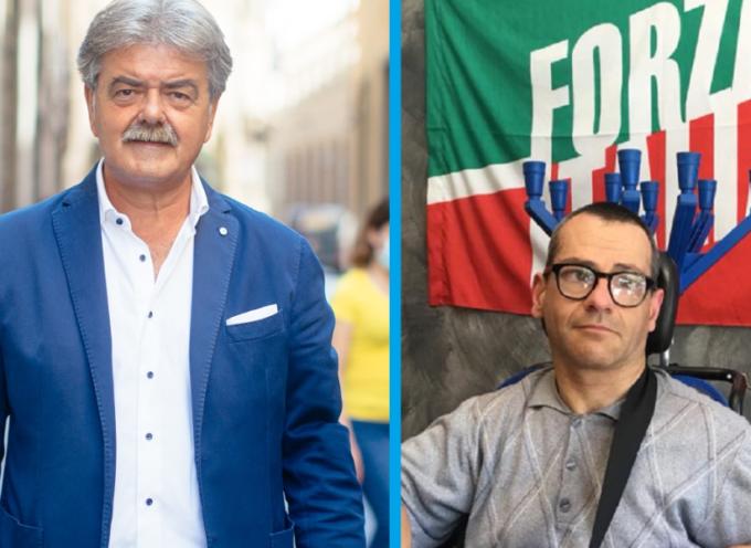 Disabilità, Marchetti e Becattini (FI): «Sinistra e M5S strumentalizzanopoi lasciano le persone in lista d'attesa. Ma le fragilità non aspettano»