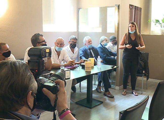 La Lega presenta la lista, capolista Elisa Montemagni