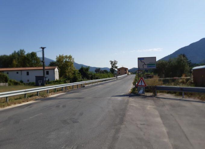 Riaperta oggi (13 agosto) la circolazione a doppio senso di marcia sulla via Nuova per Pisa, a San Michele in Escheto