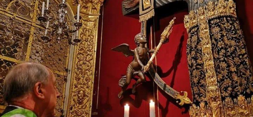 La decisione di annullare il corteo della processione di Santa Croce è stata molto difficile e sofferta.