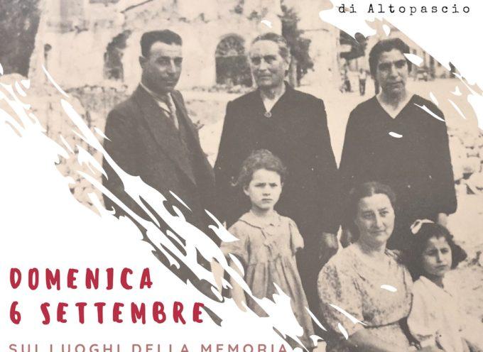 4 settembre 1944: Altopascio è liberata.