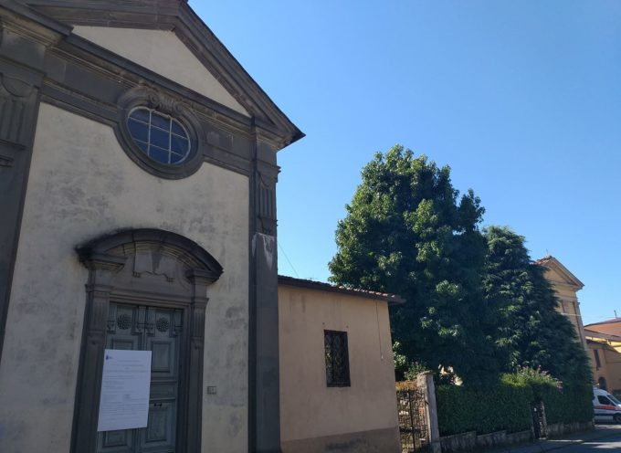 Con il mese di settembre entrano nel vivo i lavori per realizzare il nuovo museo della Linea Gotica presso la Ex Cappella delle Oblate.