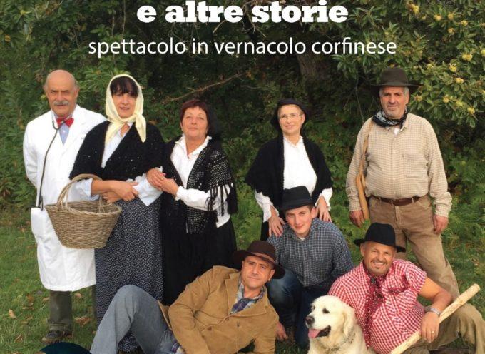 """BAGNI DI LUCCA – La Compagnia dell'Aschera vi accoglierà con il suo spettacolo """"Gosto e Mea e altre storie""""."""