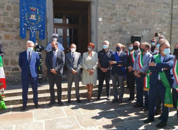 IL TERREMOTO IN GARFAGNANA Oggi insieme al ministro della Difesa Lorenzo Guerini ricordiamo quella tragedia a Villa Colemandina e poi a Castelnuovo Garfagnana.