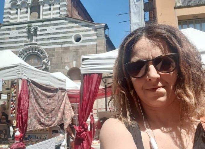 VALENTINA MERCANTI – Bello vedere tutto questo interesse della politica e dei politici per gli ambulanti in campagna elettorale.
