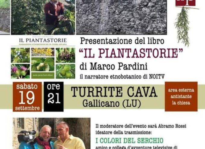 interessante evento a Turritecava. Marco Pardini ci parlerà di arte e botanica.