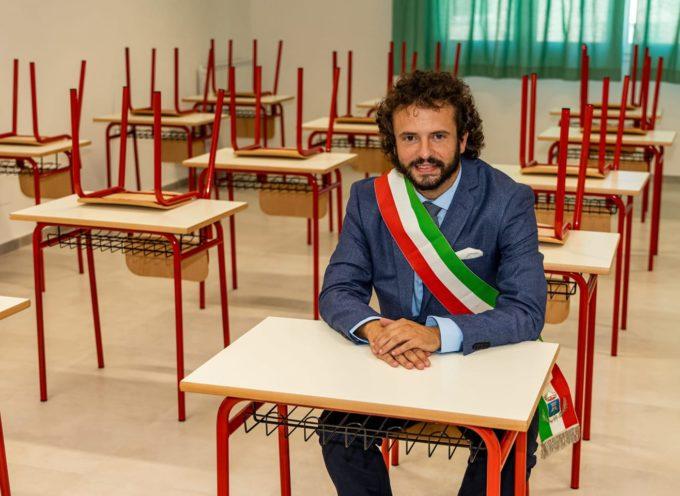 Patrizio Andreuccetti – Ci siamo, oggi è il primo giorno di scuola.
