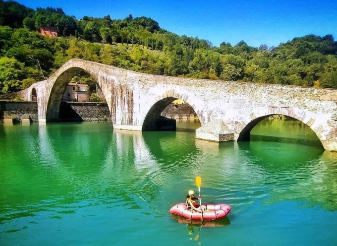 Il nostro amato Ponte del Diavolo offre continue novità.