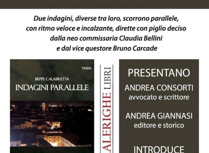 Giovedi 1 ottobre sara' presentato alle 21.15 alla libreria e caffè letterario Luccalibri il nuovo giallo di Beppe Giuseppe Calabretta