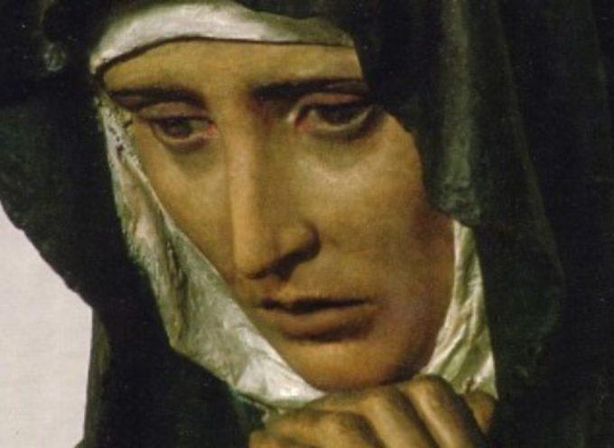 Il Santo del giorno, 15 Settembre: Mater Dolorosa, Beata Vergine Maria Addolorata – Rolando de' Medici – Caterina da Genova de' Fieschi