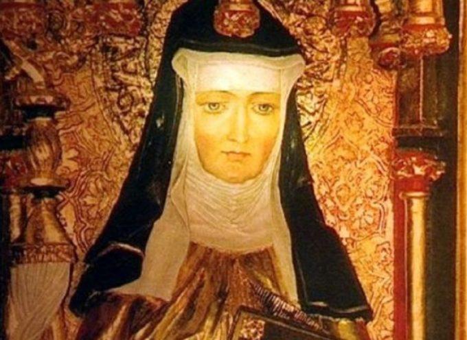 Il Santo del giorno, 17 Settembre: S. Idelgarda di Bingen, mistica e Dottore della Chiesa, patrona degli Esperantisti