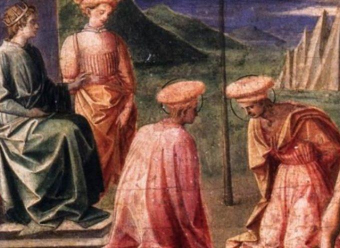 Il Santo del giorno, 26 Settembre: Cosma e Damiano, Patroni dei Medici e dei Farmacisti
