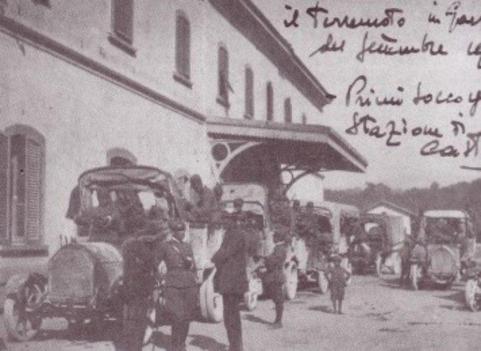 IL 7 SETTEMBRE 1920 UN DEVASTANTE TERREMOTO COLPI' LA GARFAGNANA.