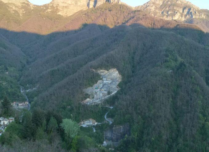 Gruppo Consiliare Stazzema Bene Comune sulle Cave di Cardoso