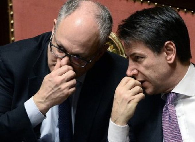 """Gualtieri: """"nel 2021 manovra da 40 miliardi di euro"""""""