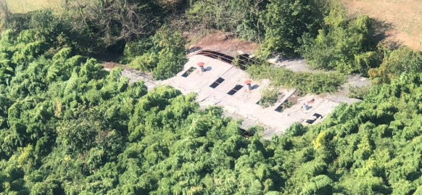 Amianto abbandonato, la GDF sequestra un'area di 1500 metri quadrati