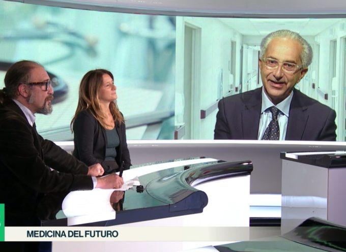 Lucca: il primario di Ortopedia Calvosa su Rai Tre parla della medicina del futuro