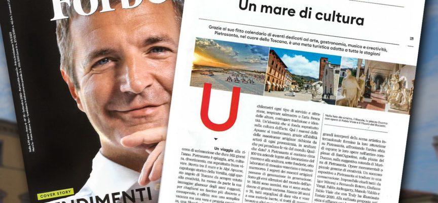 Pietrasanta365: dalla rivista Forbes alla stampa internazionale,