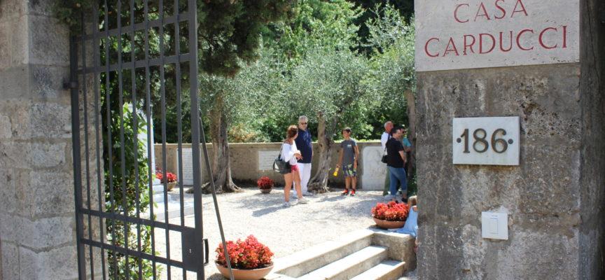 Giornata Nazionale Dimore Storiche, apertura straordinaria per Casa Museo Carducci