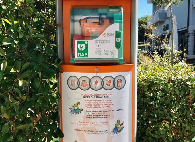 anche Focette Cardioprotetta, salva vita presenti in tutta la costa