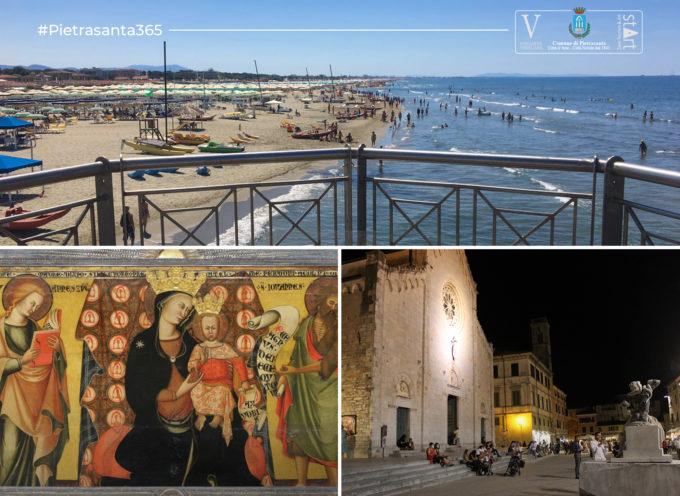 PIETRASANTA – settembre di mare e di eventi, da celebrazioni Madonna del Sole ad Asta Charity internazionale