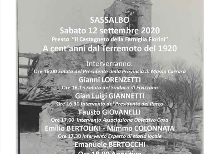 """""""A 100 anni dal terremoto"""""""