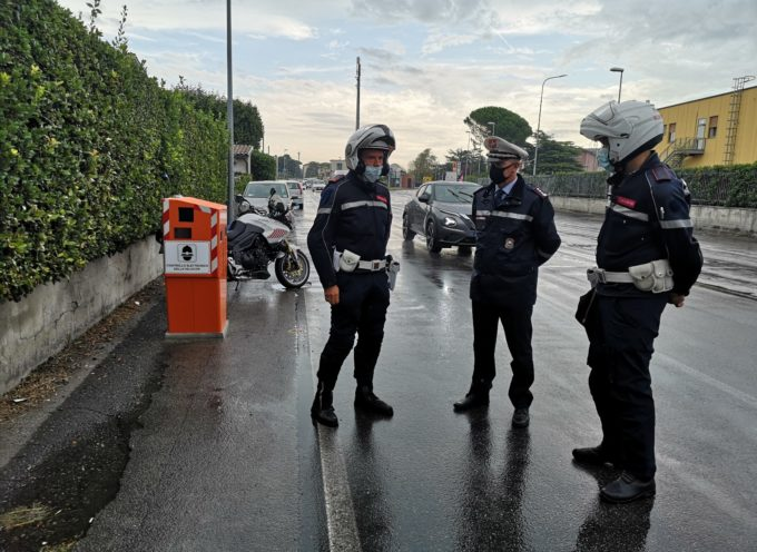Sicurezza sulle strade: partono i lavori per collocare cinque box autovelox su altrettante strade urbane
