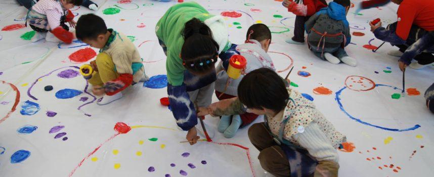 PORCARI – In viaggio con Tullet: laboratori creativi per bambini in piazza Orsi