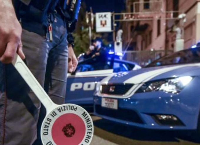 Identificati cinque minorenni; avevano hashish in macchina
