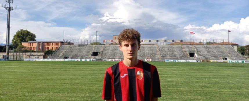 La Lucchese prende dell'Atalanta il centrocampista Samuele Signori